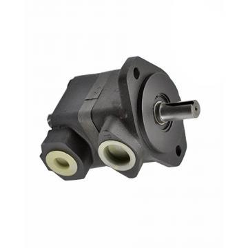 Vickers 3525V25A17 1DD22R pompe à palettes