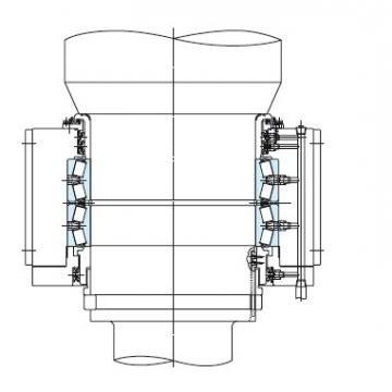 Vickers PV020R1K1T1VMR14545 PV 196 pompe à piston