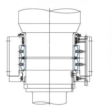 Vickers PV028L1K1T1NMFW4545 PV 196 pompe à piston