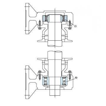 Vickers PV020R1K8AYNMR14545 PV 196 pompe à piston