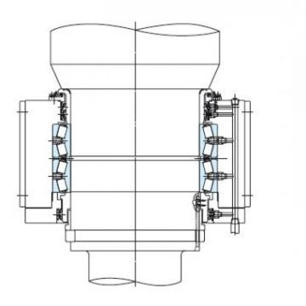Vickers PV023L1E1AYNUPR4545 PV 196 pompe à piston #1 image