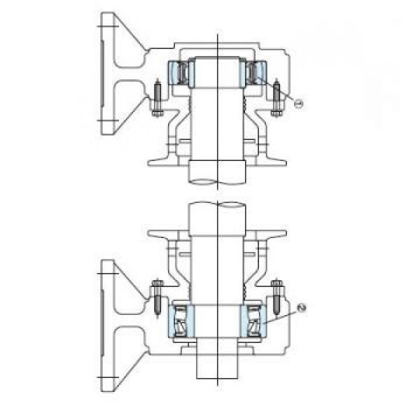 Vickers PV023R1K1A1NMMC4545 PV 196 pompe à piston #1 image